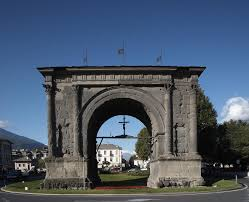 the aosta city photos and hotels kudoybook