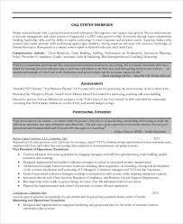 Purchasing Resume Sample Call Center Resume Call Center Resume Sample And Get