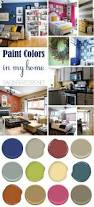 paint colors in my home jenna burger color palette for the whole