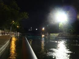 file barton springs pool at night panoramio jpg wikimedia commons