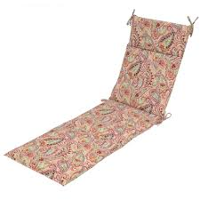 Patio Chair Cushions Home Depot by Chaise Lounge Cushions Outdoor Cushions The Home Depot
