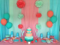 coral baby shower mint to be baby shower ideas coral baby showers babies and