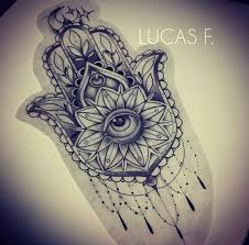 7 best hamsa tattoo design images on pinterest tattoo designs