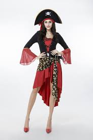 Halloween Costumes Pirate Woman Buy Wholesale Pirate Costume China Pirate