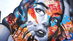 colorful graffiti people women bioshock infinite wallpapers hd