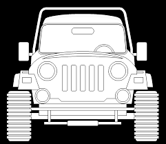 safari jeep coloring page 77 coloring page jeep jeep liberty wrangler commander and