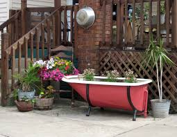 Old Bathtubs High Resolution Landscaping Flowers Flower Garden Designs Awesome