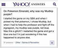 fyi he got a shiny mudkip but then restarted the game meme by