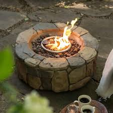 Dragon Fire Pit by Outdoor Gas Fire Pit Glass Rocks Beads Modern Fire Pit Rocks