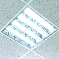 Ceiling Fluorescent Light Fixtures Office Light Fixtures Ceiling Themoxie Co