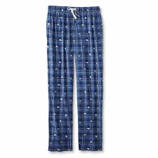Joe Boxer Mens Christmas Pajama Pants  Penguin Plaid  Shop Your