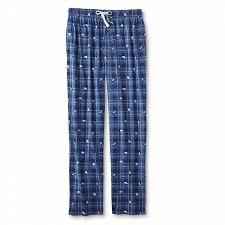 Joe Boxer Mens Christmas Pajama Pants  Penguin Plaid  Shop Your