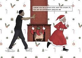 christmas cards themed rapper christmas cards card design ideas