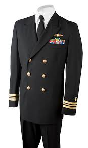 male navy service dress blue commissioning package