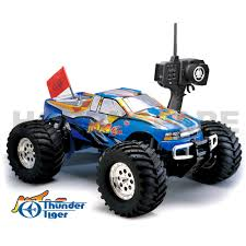 monster truck nitro 4 new thunder tiger 1 8 mta s28 nitro 2 speed 4wd monster rc truck