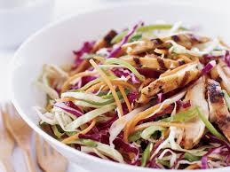 chinese thanksgiving recipes grilled chinese chicken salad recipe grace parisi food u0026 wine