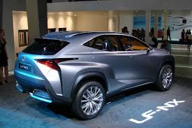 lexus lf nx trends the return of elegance