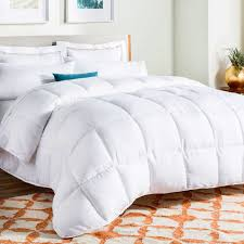 Down Comforter Summer 9 Best Down U0026 Alternative Comforters 2017