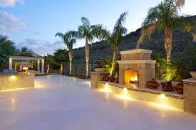 Landscape Lighting Supply by Outdoor Lighting Phoenix Landscaping Design U0026 Pool Builders