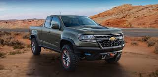 chevy tracker off road 2016 chevy colorado diesel specs and zr2 off road concept from