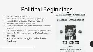 Bill Clinton Hometown by Bill Clinton Ppt Download