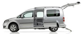 volkswagen caddy 2017 volkswagen caddy maxi tripod mobility