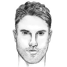 hhort haircut sketches for man best men s haircuts for your face shape 2018 men s haircuts