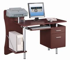Stylish Computer Desk Furniture Home Goods Appliances Athletic Gear Fitness Toys