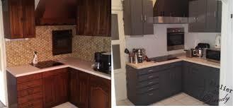 repeindre une cuisine ancienne comment relooker une cuisine ancienne maison design bahbe com