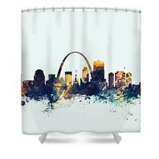 Curtains St Louis St Louis Missouri Shower Curtains America