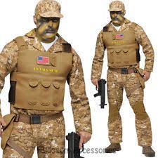 Halloween Army Costume Military Costumes Ebay
