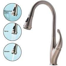 Latoscana Torino Single Handle Pull by Kitchen Brushed Nickel Centerset Faucets With 1 Handles Ebay