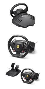 thrustmaster xbox 360 thrustmaster 458 italia racing wheel for pc xbox 360 tm