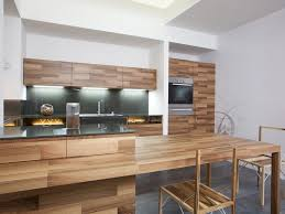 veneer kitchen backsplash fabulous veneer wood modern kitchen cabinets with grey backsplash
