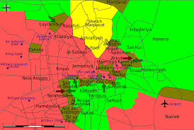 Syria Battle Map by File Battle Of Aleppo Map Svg Wikimedia Commons