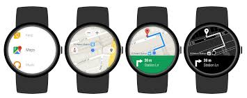 Google Maps For Android Official Android Blog Google Maps For Android Wear Put The World