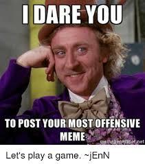 Offencive Memes - i dare you to post your most offensive meme memegeneratat ne let s