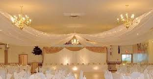 wedding ceiling decorations wedding ceiling decor draping kits