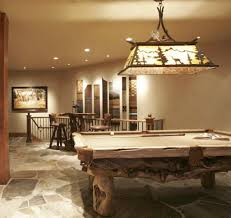 rustic pool table lights rustic pool table lighting illuminate a billiard room with pool