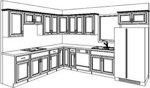 kitchen cabinets layout design adorable 10 kitchen cabinets design layout decorating inspiration