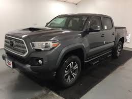 Toyota Tacoma Double Cab Long Bed 2017 New Toyota Tacoma Trd Sport Double Cab 5 U0027 Bed V6 4x4