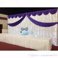 Curtains Wedding Decoration Popular Wedding Curtain Backdrops Buy Cheap Wedding Curtain