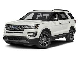ford lease 2017 ford explorer deals rebates incentives nadaguides