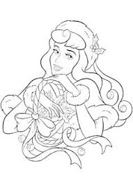 princess aurora color pages google coloring pages