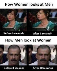 Men And Women Memes - men vs women meme by ahadsy5 memedroid