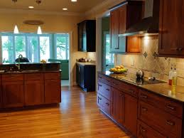 refinishing kitchen cabinet ideas pictures u0026 tips from hgtv