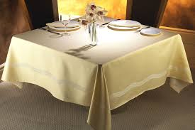 Coffee Table Linens by Table Linens Makes The Dining Table More Beautiful Home