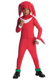 Video Game Halloween Costumes Sonic Hedgehog Costumes Classic Video Game Sonic Costumes