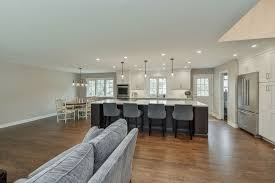 what is open floor plan dale u0026 tracy u0027s kitchen remodel pictures home remodeling