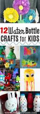 water bottle crafts plastic bottle craft ideas for kids